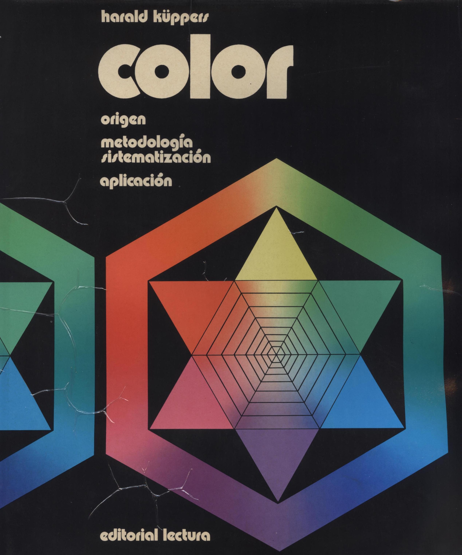 Kueppers teoria del color • La métrica de colores es la única ...